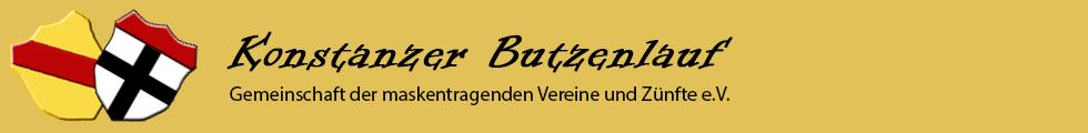 Konstanzer Butzenlauf - Gemeinschaft der maskentragenden Vereine und Zuenfte e.V